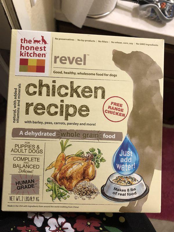 Honest Kitchen Chicken Recipe Dog Food For Sale In Laguna Hills Ca