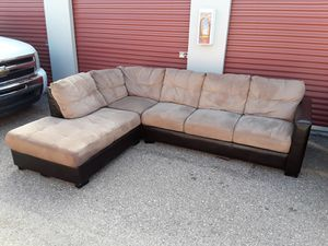 Groovy New And Used Sectional Couch For Sale In Tucson Az Offerup Creativecarmelina Interior Chair Design Creativecarmelinacom