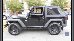 2007 Jeep wrangler x for Sale in Arlington, VA