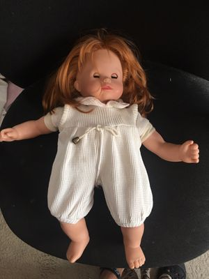"""GOTZ Doll 16"""" tall for Sale in Hanover, MD"""
