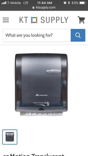 EnMotion Automated Touchless Towel Dispenser for Sale in Alexandria, VA