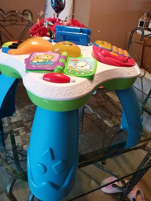 Baby's toy play table music 🎼 for Sale in Laurel, MD