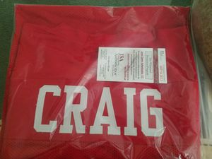 Roger Craig 49ers, ALL stitched. Signed for Sale in Cave Creek, AZ