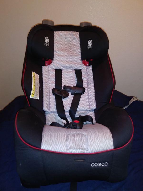 Cosco Easy Elite 3 In 1 Convertible Car Seat Wallstreet Grey