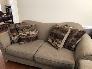 Sofa & Loveseat Set for Sale in Bristow, VA