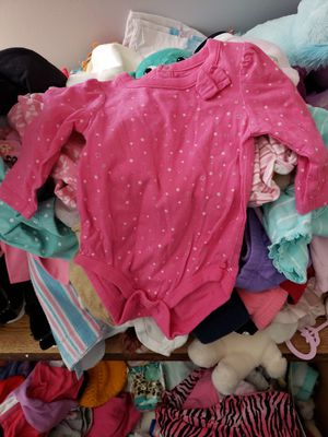 Photo Baby clothes premie and up for sale