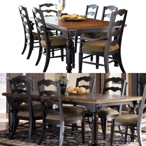 Ashley Furniture Rowley Creek Farmhouse Table For Sale In Galveston