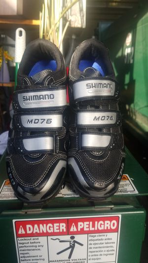 Shimano MD76 cycling cleats for Sale in Brooklyn, NY