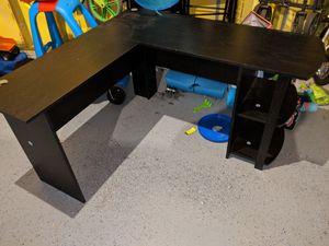 Corner desk 51.5inx54in for Sale in Bristow, VA
