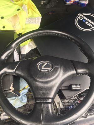 03 lexus is300 steering wheel for Sale in Germantown, MD