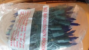 25 New Blue Christmas Light sets for Sale in Harrison City, PA