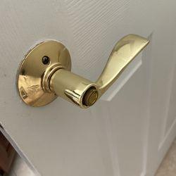Gold Door Handle Thumbnail
