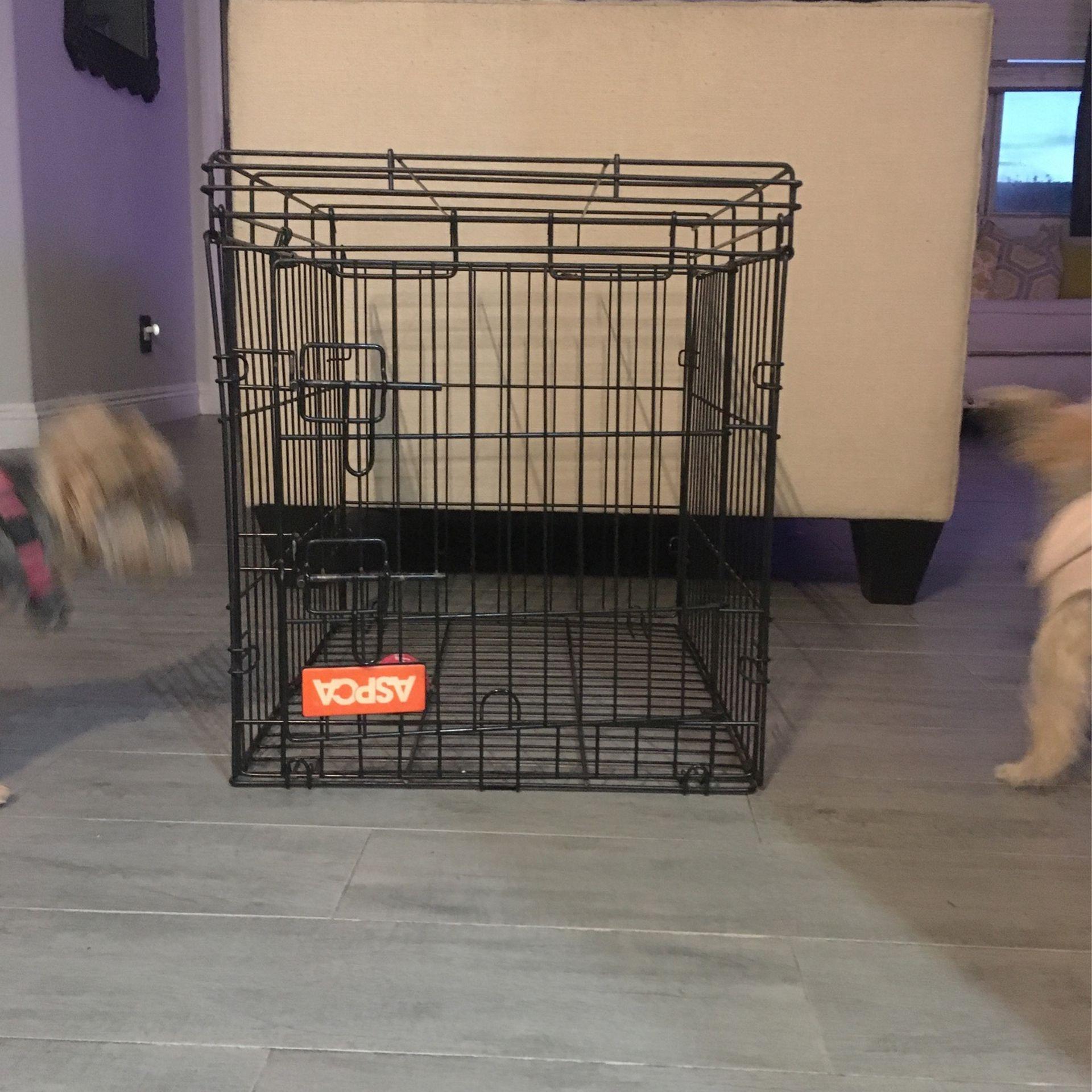 Dog kennel ASPCA