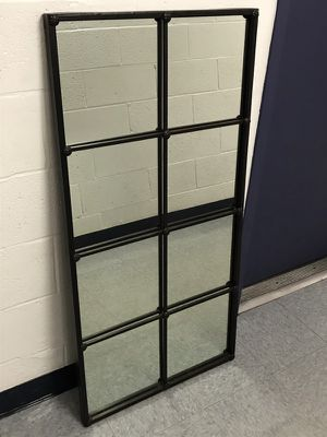 2 mirrors metal frame for Sale in New York, NY
