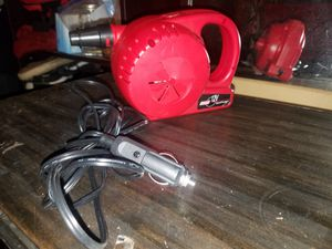 Coleman 12v quick pump for Sale in Portland, OR