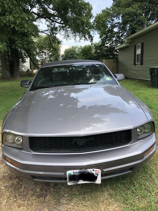 Car Dealerships In Roanoke Va >> 2006 Ford Mustang for Sale in Suffolk, VA - OfferUp