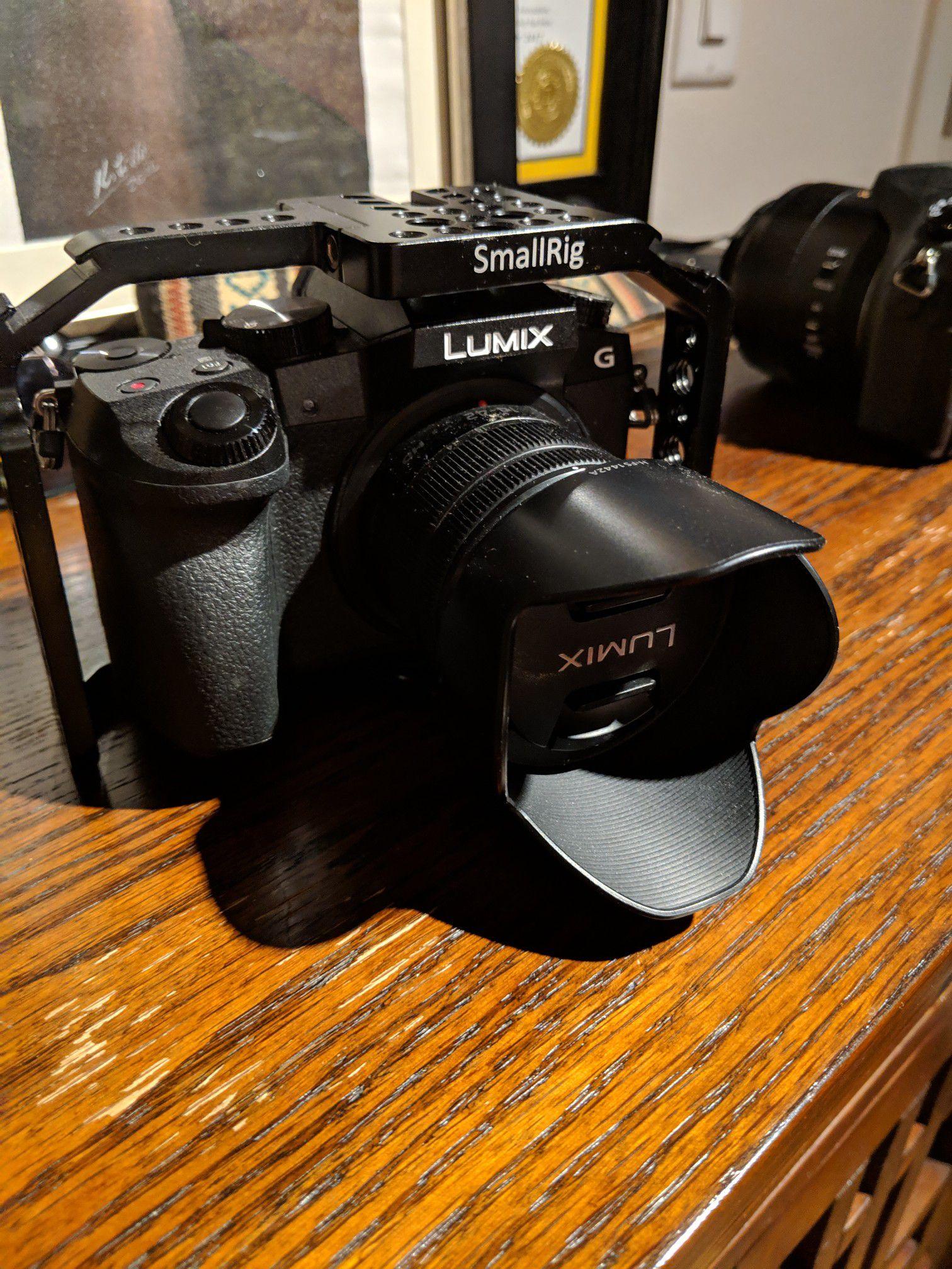 4K DSLR Lumix G7