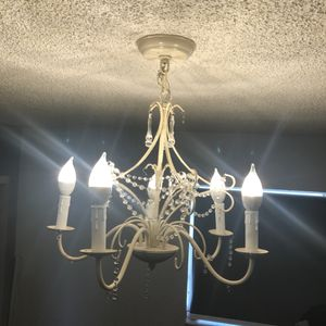 Beautiful ceiling light / lamp / chandelier from Pottery Barn Kids for Sale in Miami, FL