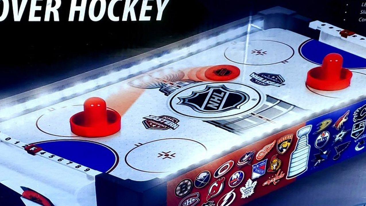 NHL Mini Air Hockey