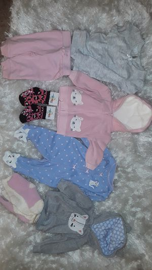 Newborn baby girl clothes for Sale in Silver Spring, MD