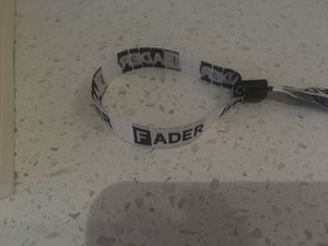 Fader fort wristband for Sale in Austin, TX