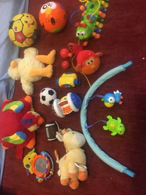 15 baby's toys good condition for Sale in Alexandria, VA