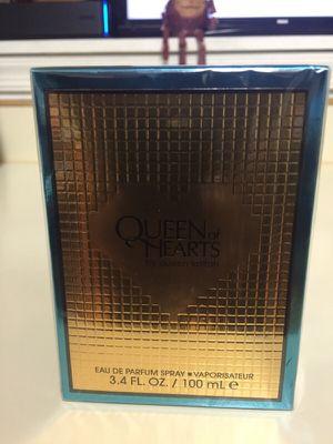 QUEEN OF HEARTS BY QUEEN LATIFAH - 3.4 fl. oz for Sale in Manassas, VA