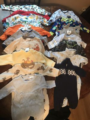 Baby clothes More than 80 pz for Sale in Alexandria, VA