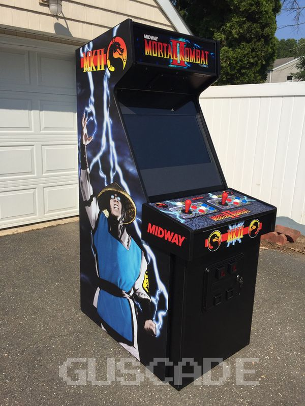 Mortal Kombat 2 II Arcade Machine plays OVR 1,100 games MINT full size for  Sale in Old Bethpage, NY - OfferUp