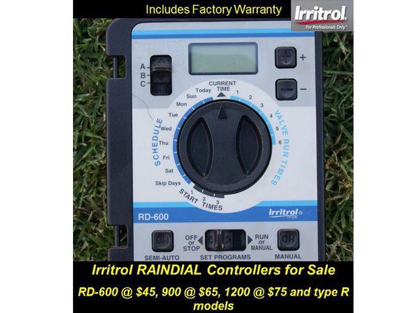 Irritrol RD-600, 900, 1200 controllers for Sale in Phoenix, AZ - OfferUp