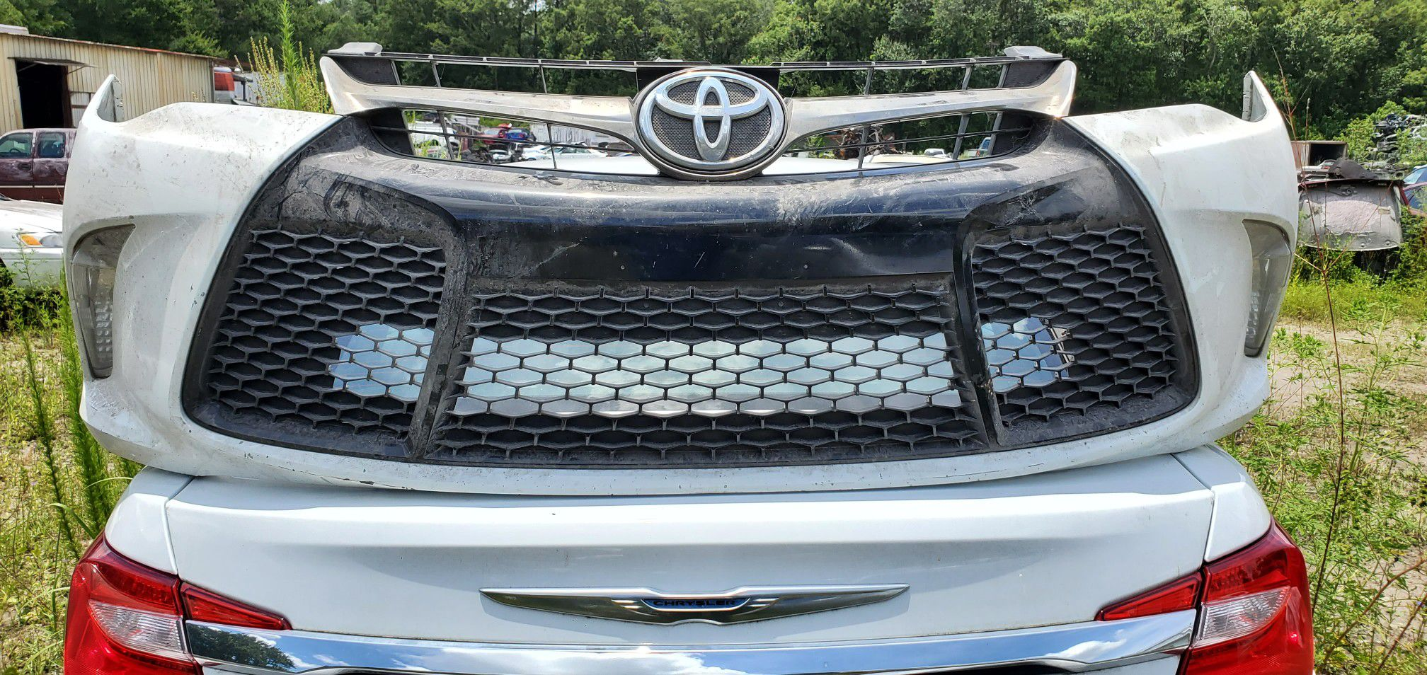 Toyota camry 2015 2016