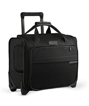 Briggs & Riley Baseline Rolling Cabin Bag, Black, Small for Sale in Arlington, VA
