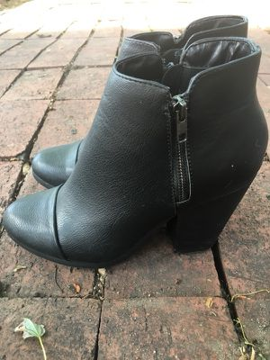 Size 7 Black Soda Booties for Sale in Denver, CO