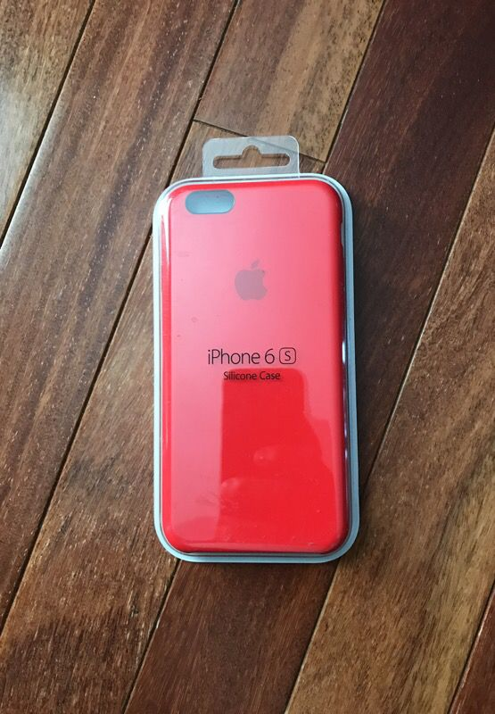 Brand New iPhone 6s Apple silicone case for Sale in Marlboro Township, NJ -  OfferUp