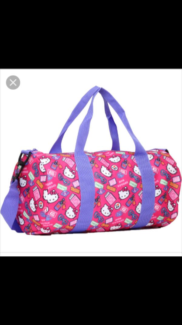 New Hello Kitty duffle bag for Sale in El Monte, CA - OfferUp f112541051