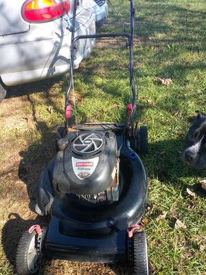Craftman Platinum Series mower for Sale in Angier, NC