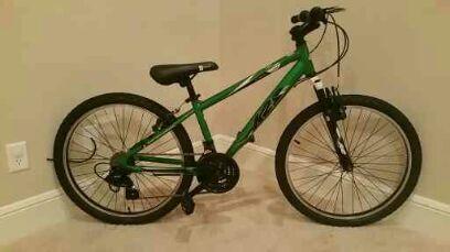 K2 Attack 24 Inch Kids Mountain Bike For Sale In Allen Tx Offerup