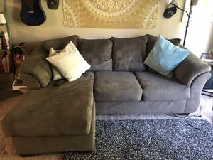 DARCY COUCH CHAISE for Sale in Seattle, WA