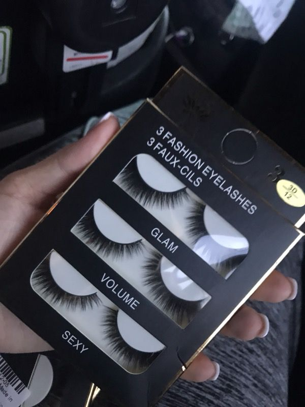 Faux Cils Eyelashes High Quality For Sale In Fresno Ca Offerup