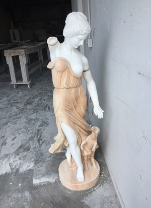 Marble sculpture {contact info removed} for sale  Tulsa, OK