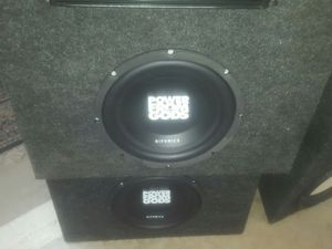 Hi fonix atlas 10s.... 350 rms!!! for Sale in OH, US