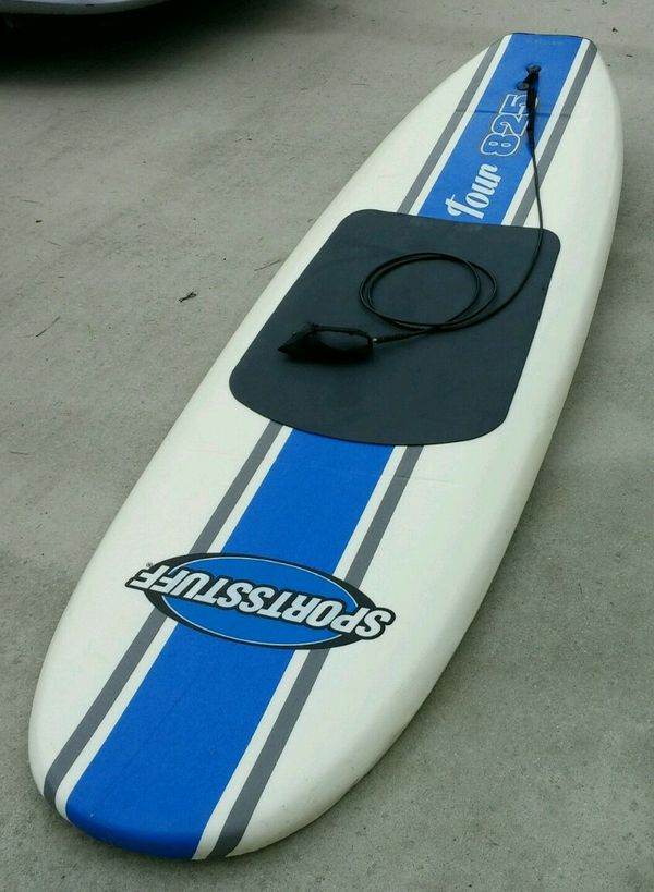 tour 825 paddle board