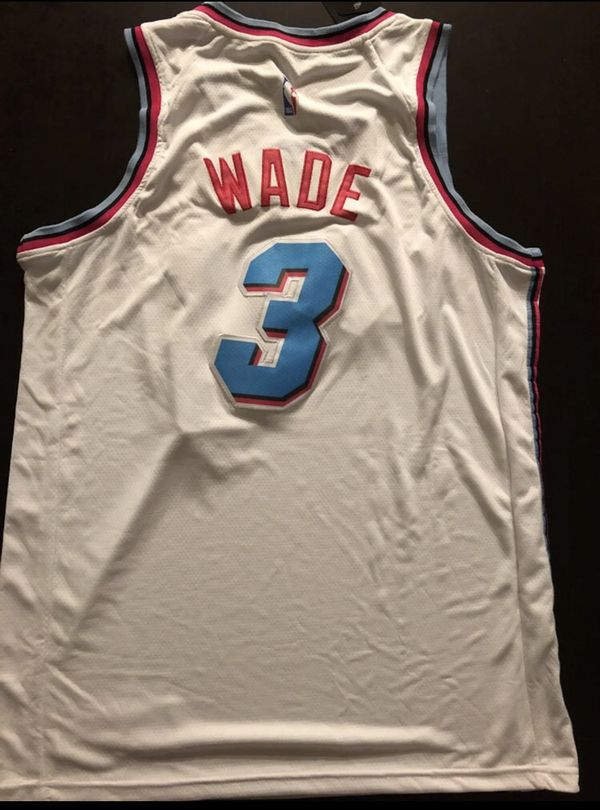 best website f5291 1b3f9 Dwyane Wade Miami Heat City Edition Jersey | New Men's XL for Sale in  Sacramento, CA - OfferUp