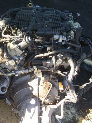 G37 infinity engine and transmision standard for Sale in Tampa, FL