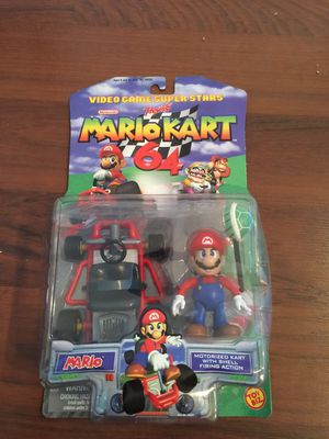 1999 Mario kart n64 toy for Sale in Dallas, TX