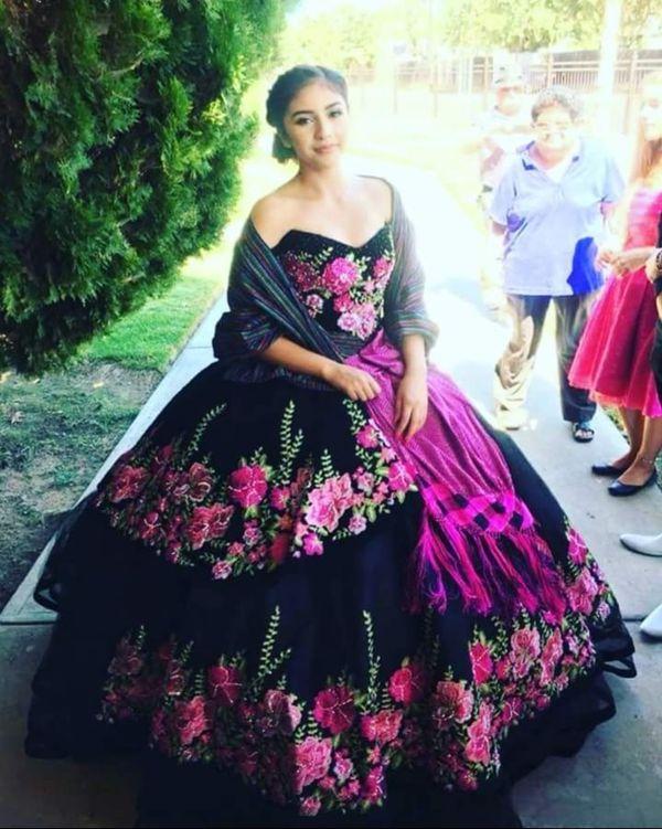 a1a62c0e450 GORGEOUS Authentic Charro Quinceañera Quinceanera Dress by Ragazza ...