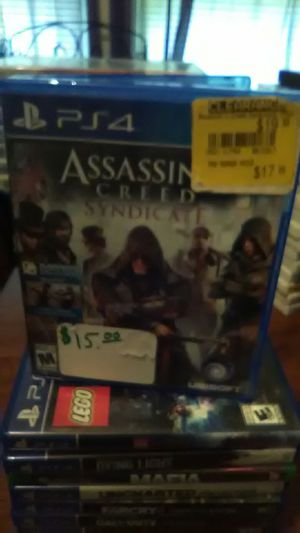 ASSASSINS CREED SYNDICATE PS4 for Sale in Sanford, FL