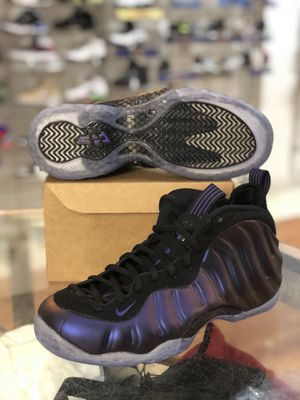 Brand new Eggplant foams size 9.5 for Sale in Silver Spring, MD