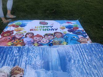 Birthday banners Thumbnail