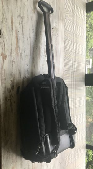 Tumi Carry-on Roller Backpack Bag for Sale in New York, NY